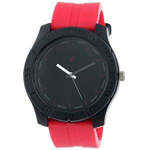 Fastrack Men's 3062PP14 Colorful Tees Analog Quartz Watch