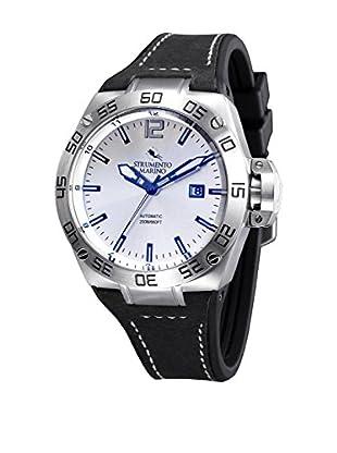 Strumento Marino Reloj Defender Automatic SM104L-SS-BN-BL