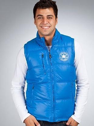CONVERSE Chaleco b-Martín (Azul)