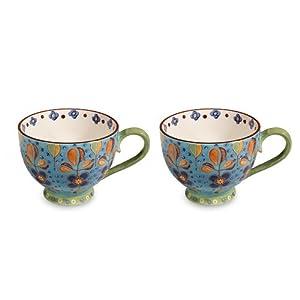 Gracie China FF04713F-A Ceramic Jumbo Cup