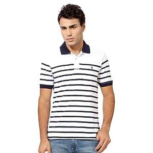 Louis Philippe LYKP314S00133 Cotton T-Shirt
