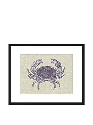 Panel Decorativo Blue Crab
