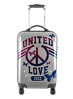 American Revival Trolley United Love Medio (Argento)