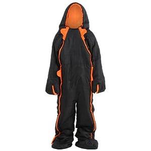 DOPPELGANGER OUTDOOR(ドッペルギャンガーアウトドア) ヒューマノイドスリーピングバッグ David 人型寝袋 [最低使用温度 5度] DS-04