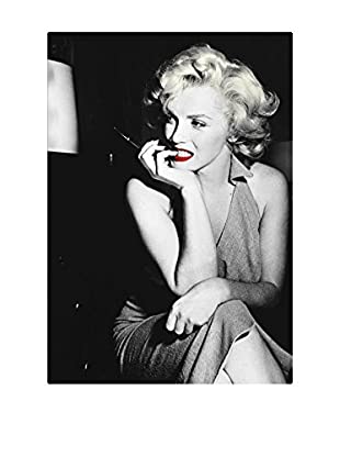 Best seller living Leinwandbild Marilyn Monroe Lampshades