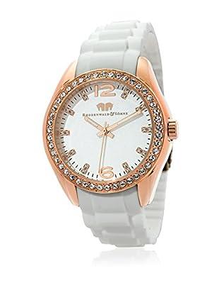 Rhodenwald & Söhne Reloj 10010032 Blanco Ø 40 mm