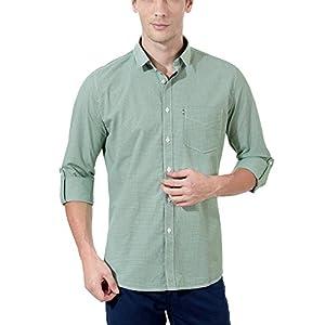 Van Heusen Casual Slim Fit Full Sleeved Shirt