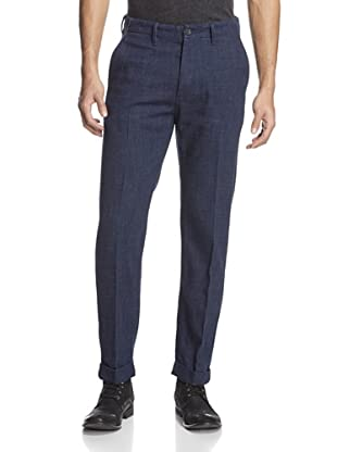 Levi's Made & Crafted Men's Drill Slim Fit Chino (Indigo Wool)