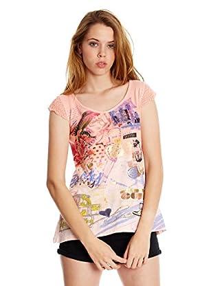 SideCar Camiseta Manga Corta Gisela