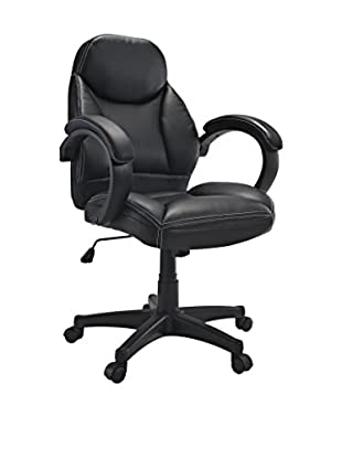 Modway Commander Office Chair, Black