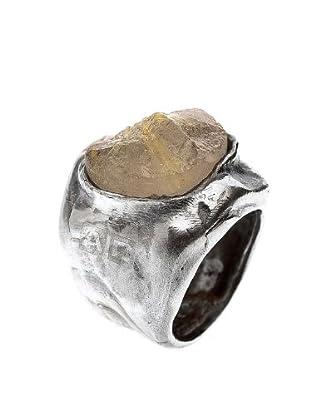 Adolfo Dominguez Anillo 5141012000 (plata / beige)