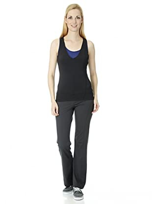 ESPRIT SPORTS Damen Top (Schwarz)