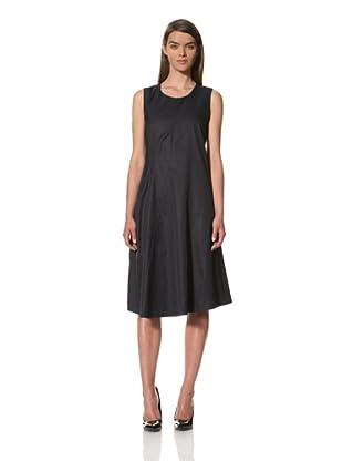 JIL SANDER Women's Stretch Cotton Dress