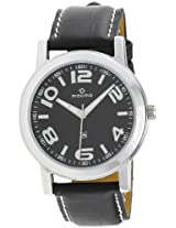 Maxima Attivo Analog Black Dial Men's Watch - 20985LMGI
