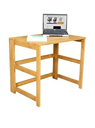 Regency Folding Desk, Medium Oak