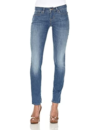 Levi´s Jeans Modern Bold Curve ID Skinny (Real Blue)