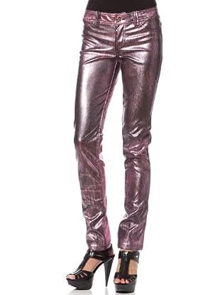 Custo Pantalón Dona (Rosa)