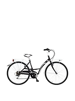 MBM Cicli Fahrrad City Bike Girl schwarz
