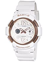 Casio Baby-G Analog-Digital White Dial Women's Watch - BGA-210-7B3DR(BX051)