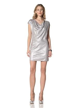 Susana Monaco Women's Billie Dress (Gull)