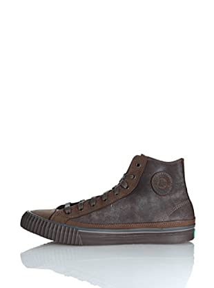 PF Flyers Sneakers Center Hi (Cioccolato)