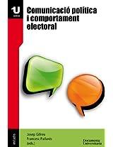 Comunicació política i comportament electoral (UNICA-Estudis)