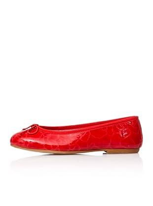 Bisue Bailarinas Cloudy (Rojo)
