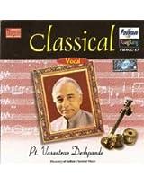 Vasantrao Deshpande (Classical Vocal) - Audio CD (Hindustani Classical)