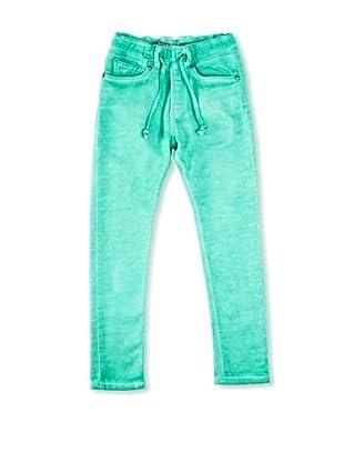 Carrera Jeans Pantalón Play 11 Oz (Verde)