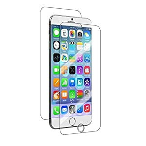 Garmor Front and Back Tempered Glass Explosion Proof Screen Guard for Apple iPhone 6 Plus