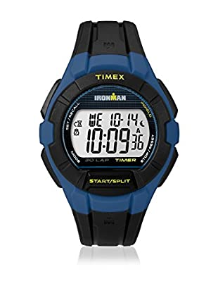 TIMEX Reloj de cuarzo Man Ironman Essential 30-Lap Negro 42 mm