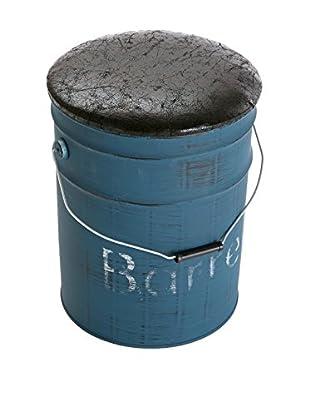 Mimma Puf Antiguo Barrel