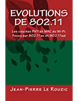 Evolutions récentes du Wi-Fi (French Edition)