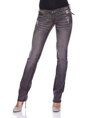 Antique Rivet Jeans Tori (ticket/grey)