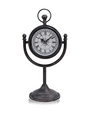Industrial Chic Mantel Clock