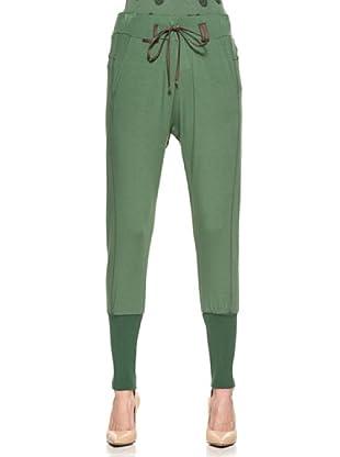 Annarita Pantalón Yvonne (Verde)