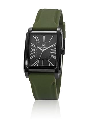 Van Maar Uhr Lazyday (schwarz/grün)