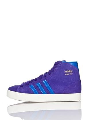 adidas Zapatillas Basket Profi (Violeta / Azul)