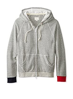 Band of Outsiders Men's French Terry Hoodie (Heather Grey)