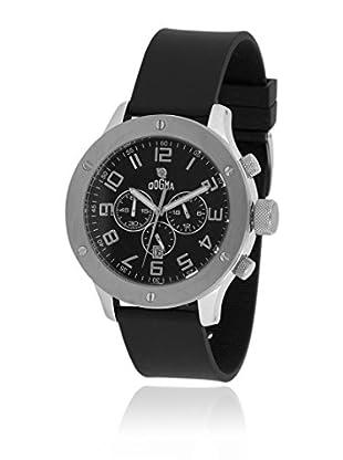 Dogma Uhr mit Schweizer Quarzuhrwerk DGCRONO-325N schwarz 52  mm