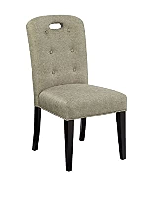 Bassett Mirror Company Bartlett Slotback Parsons Chair
