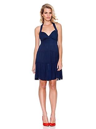 Guess Vestido Tiras (Azul Oscuro)