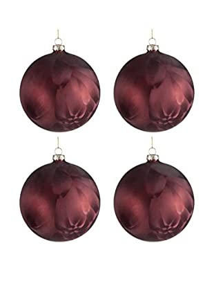 Especial Navidad Luxury Set Colgante Árbol 4 Uds.