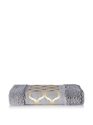 Anali Tangier Hand Towel, Yellow/Grey