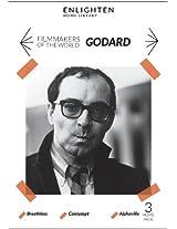 Godard (Breathless/Contempt/Alphaville)