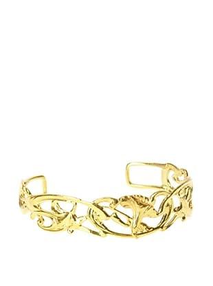 Eddera Bella 18K Gold-Plated Cuff