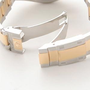 ロレックス Ref.116523 デイトナ コスモグラフ YGコンビ ホワイト メンズ