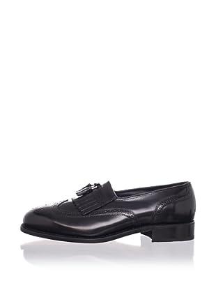 Florsheim Men's Langdon Tassel Wingtip (Black)