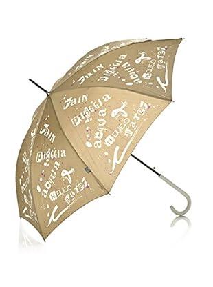 H.Due.O Ombrello Rain Sabbia