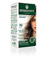 Herbatint Permanent Herbal Haircolour Gel 7N Blonde -- 135 mL